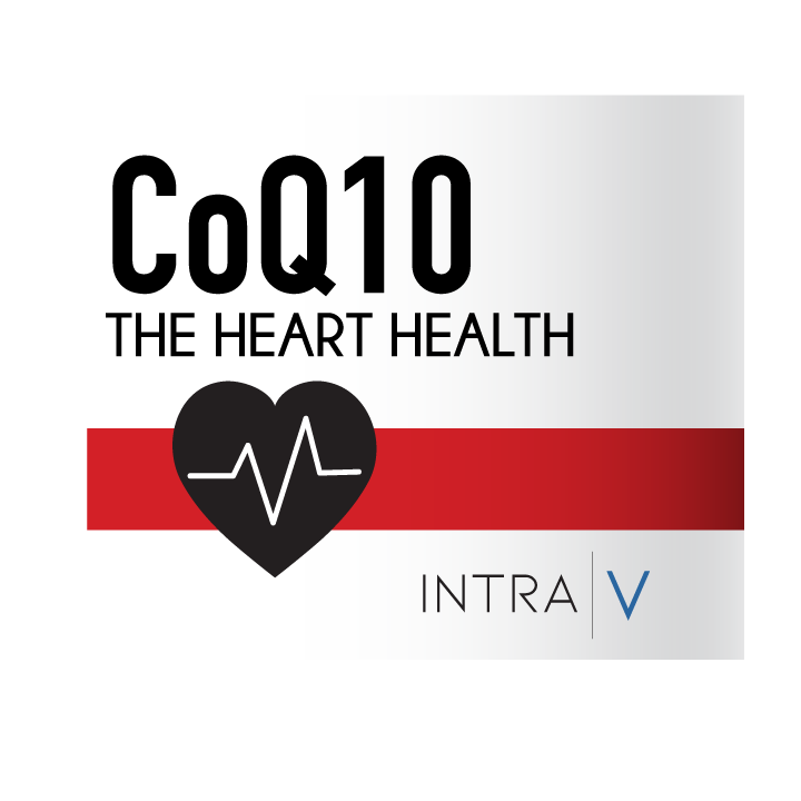 CoQ10 Shot nutrition therapy in The Woodlands