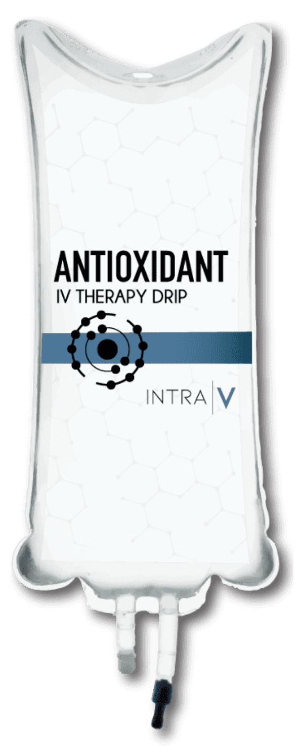 Antioxidant IV Drip nutrition therapy The Woodlands