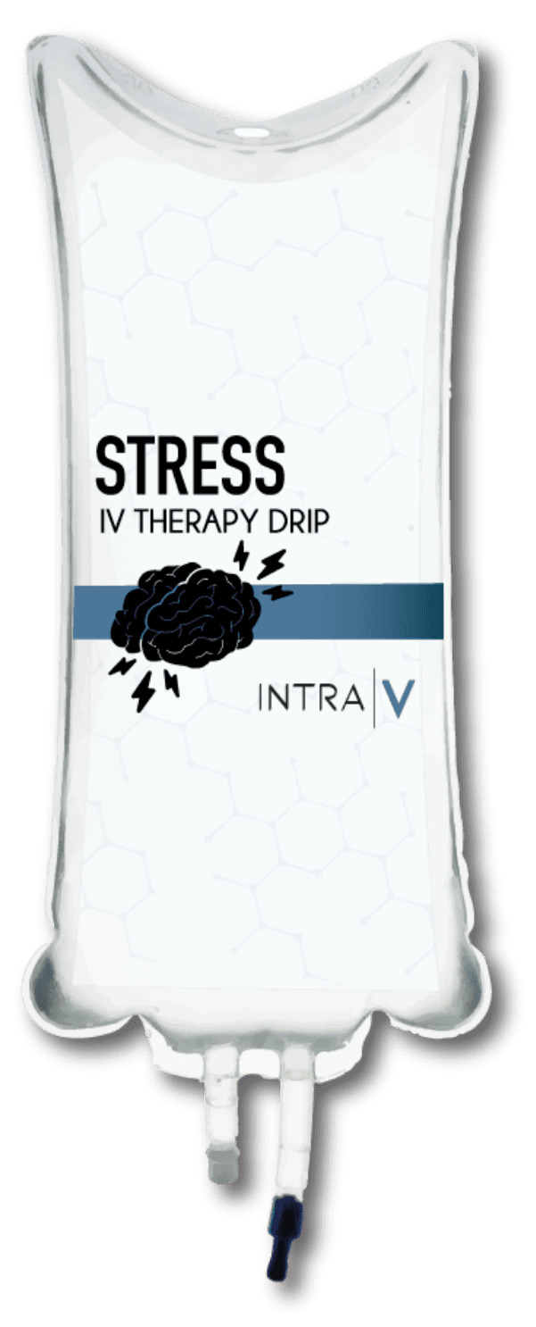 Stress IV Drip nutrition therapy The Woodlands