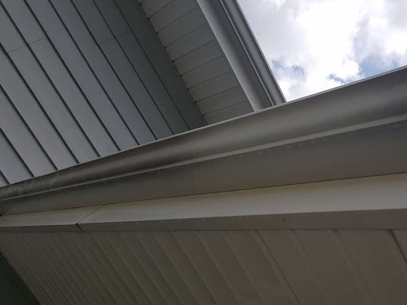 Gutter Whitening in Rockford IL