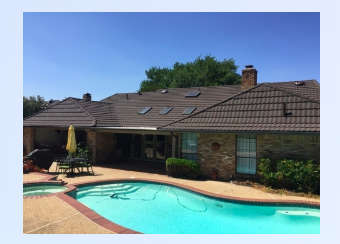Residential Roofing project in Southlake, TX