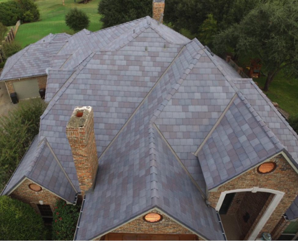Tile Roof in Dallas, TX