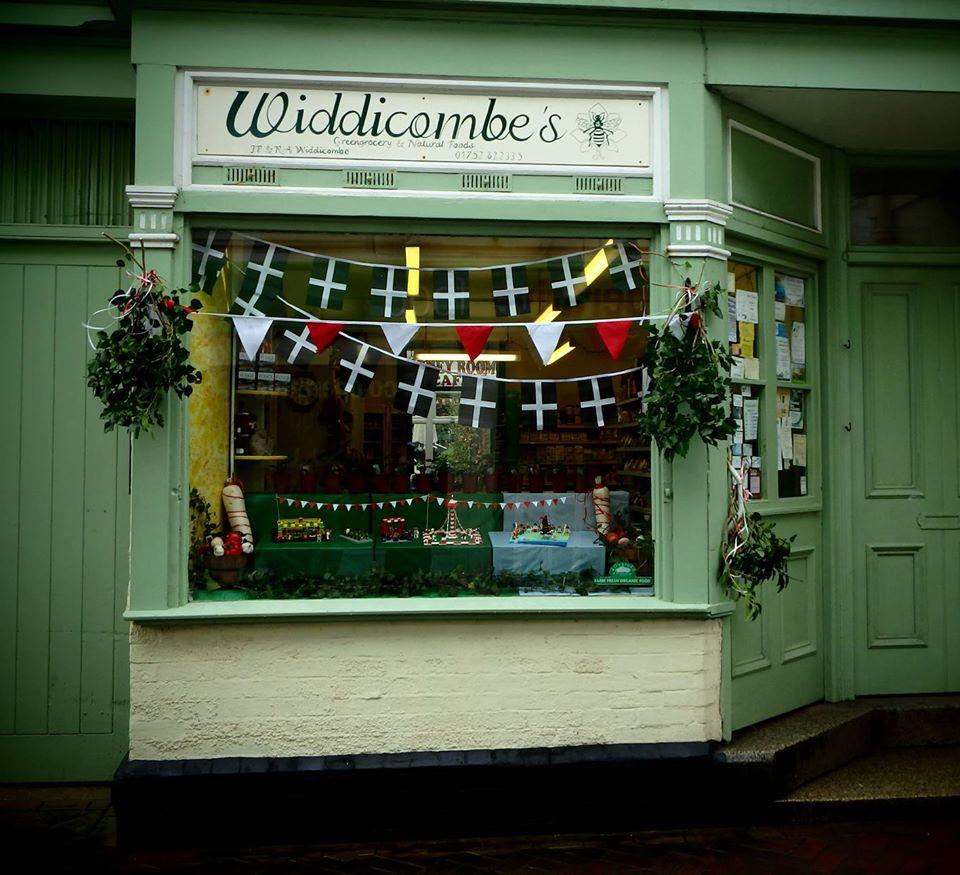 Widdicombe's
