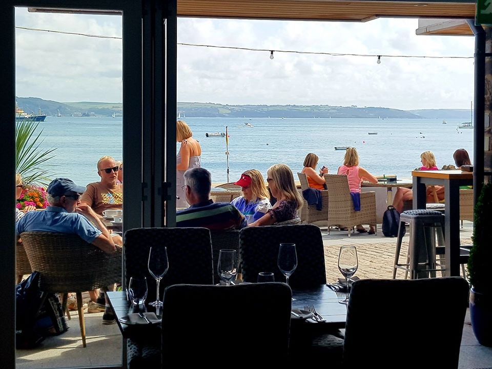 View from The Bay Bar & Restaurant