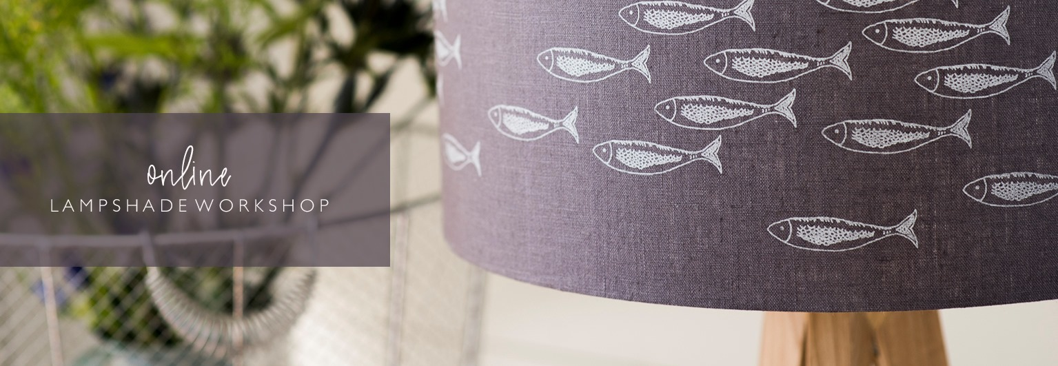 Online Lampshade Making Workshop