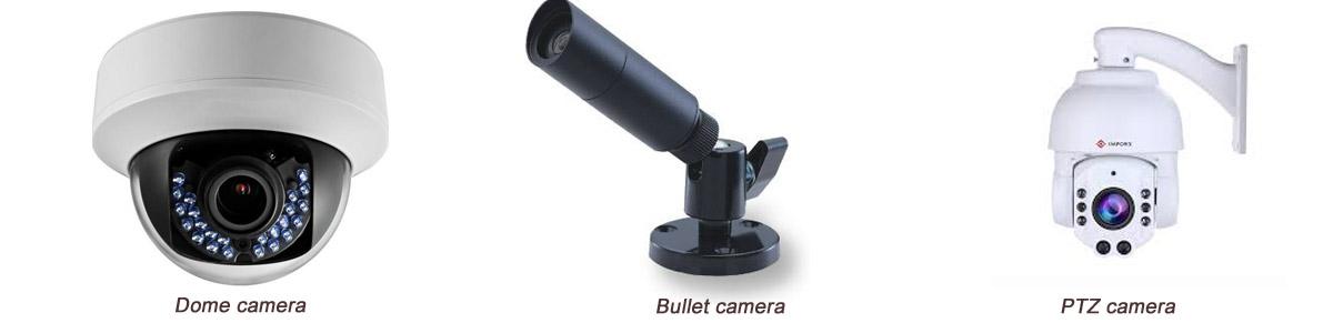 types-of-cctv-cameras