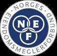 Norges Eiendomsmeglerforbund logo