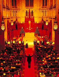 Heinz Chapel Choir Holiday Concert - 1994