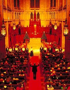 Heinz Chapel Choir Holiday Concert - 1994