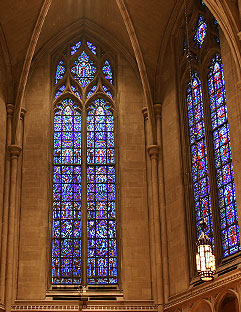 Charity and Hope Windows