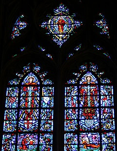 Morte d'Arthur Window