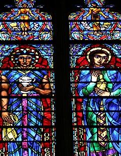 Joseph of Egypt and Mary Magdalene