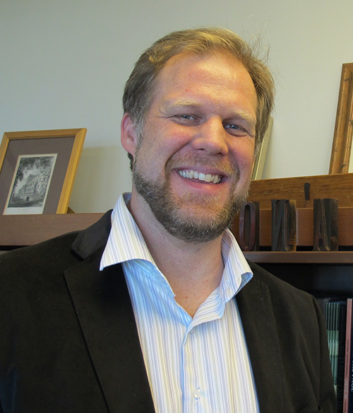 Newman Center Lecture, Jonathan Bengtson, Archivist