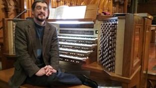 Michael Hammer, Organist