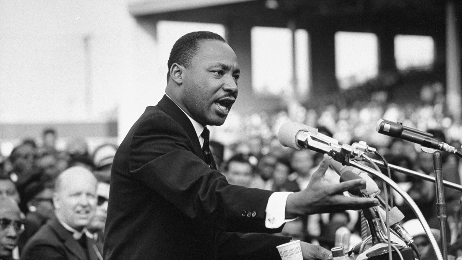 Martin Luther King Interfaith Service