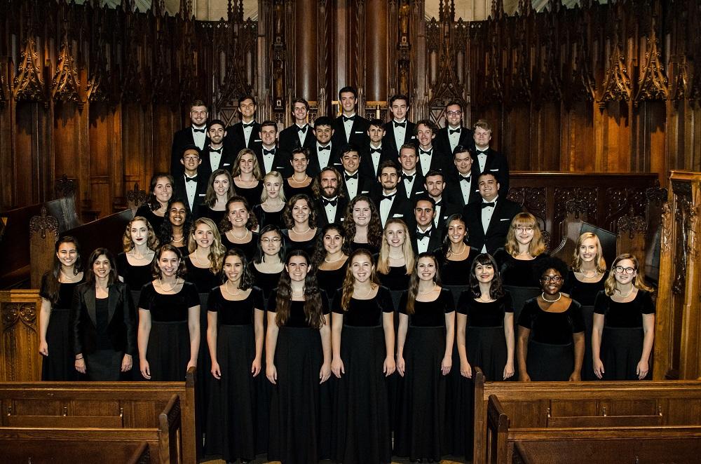 Heinz Chapel Choir Chamber Choir Festival