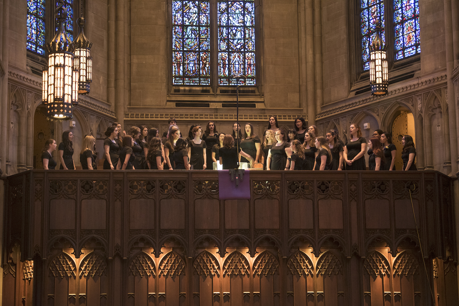 Women's Choral Ensemble Holiday Concert