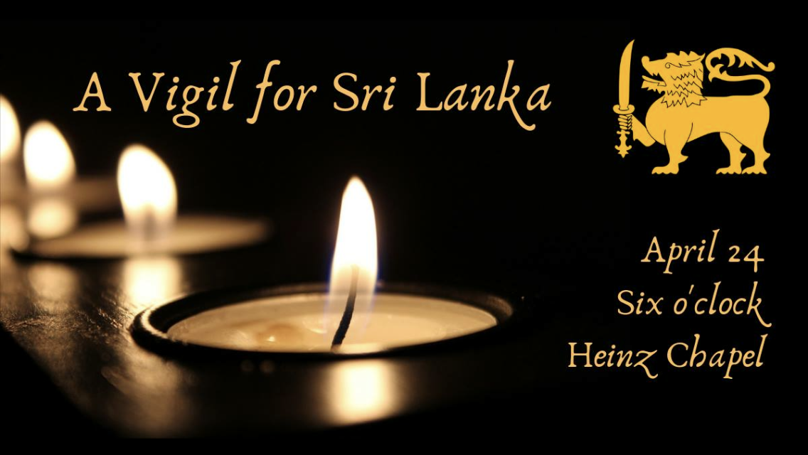 An Interfaith Vigil for Sri Lanka