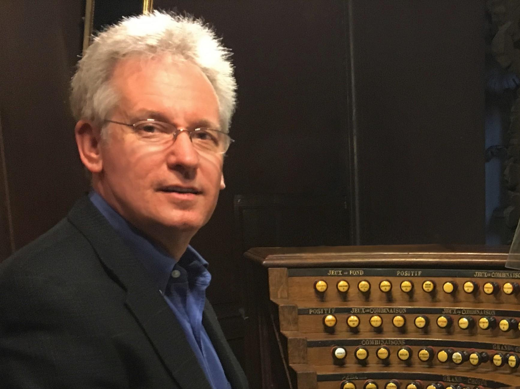 Organ Recital featuring Kenneth Danchik