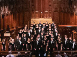 Heinz Chapel Choir Holiday Concert