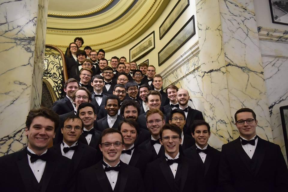 Pitt Men's Glee Club Hosts Harvard Men's Glee Club