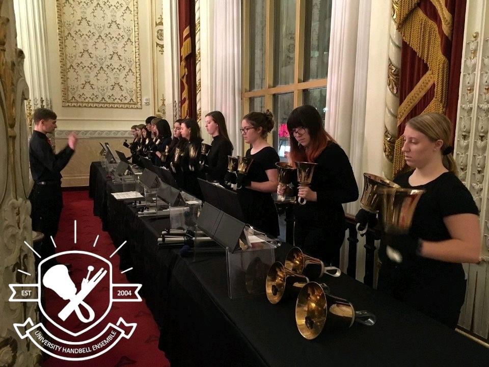 CANCELLED - University Handbell Ensemble Spring Concert