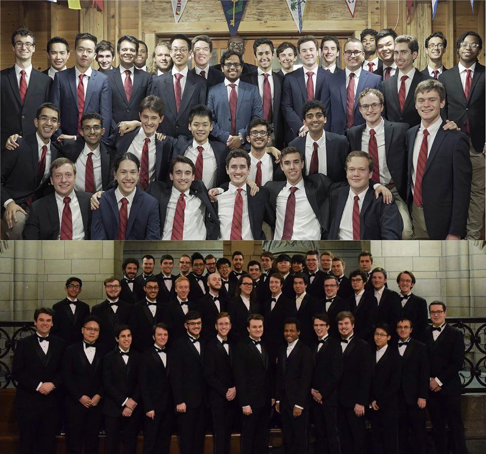 CANCELLED - Pitt Men's Glee Club Hosts Harvard Men's Glee Club