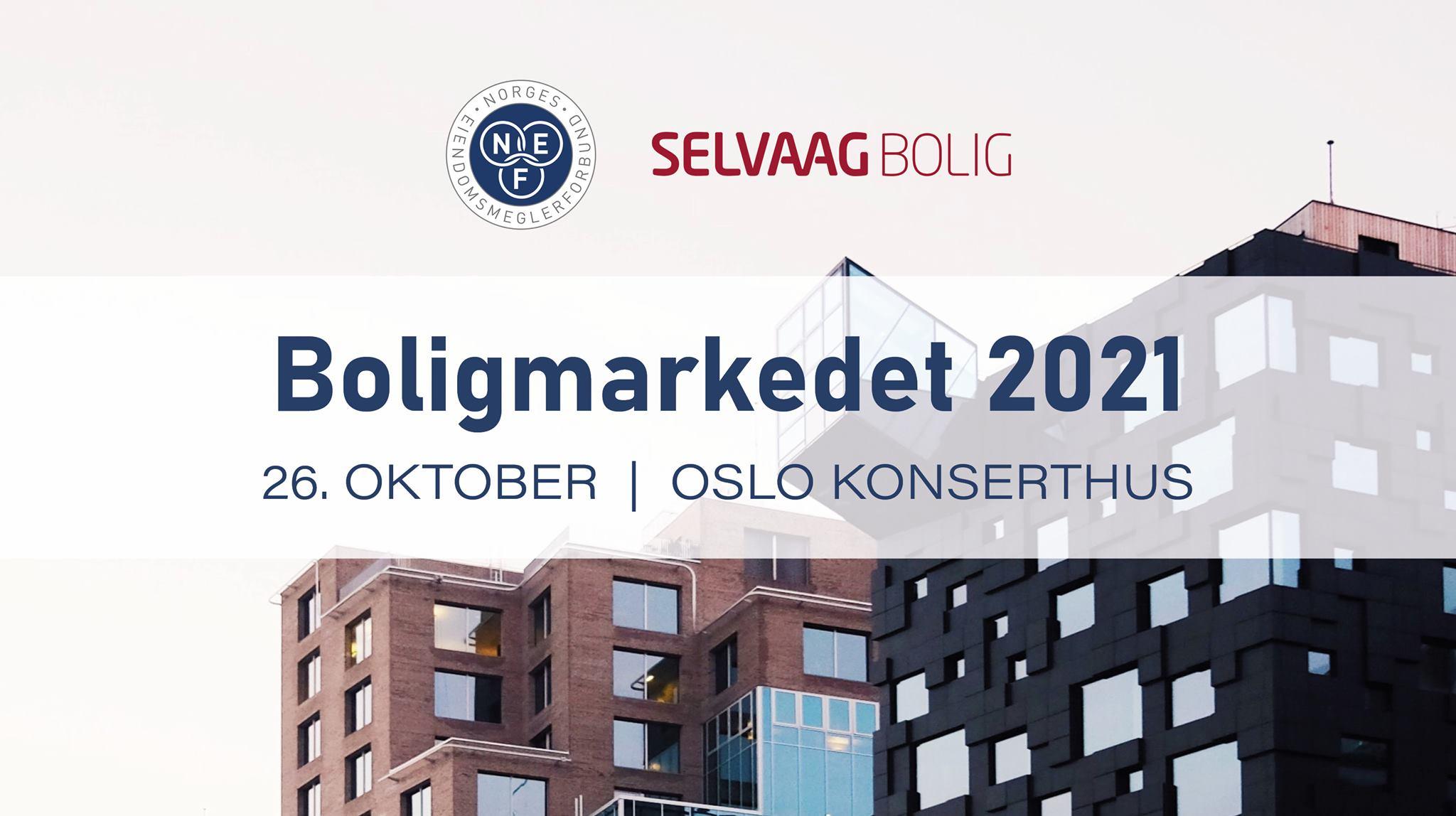 Boligmarkedet 2021 - hvordan løse problemene i boligmarkedet?