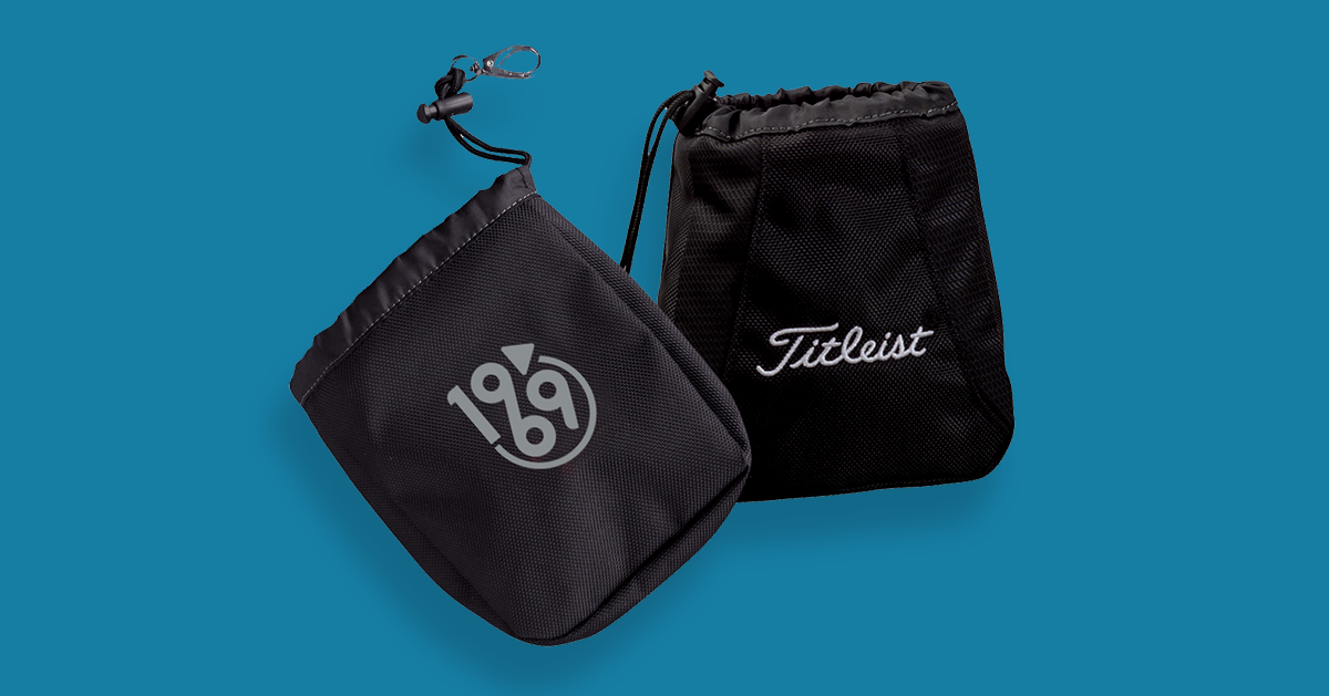 Titleist Branded Valuable Pouch