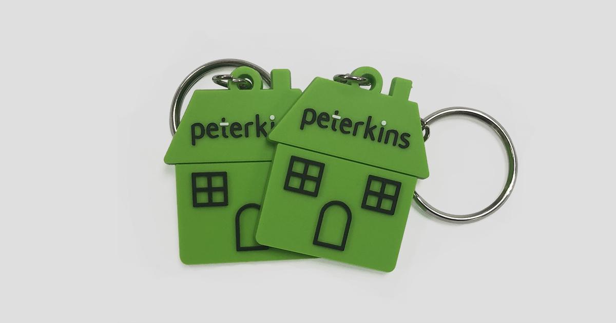 Peterkins Keyrings