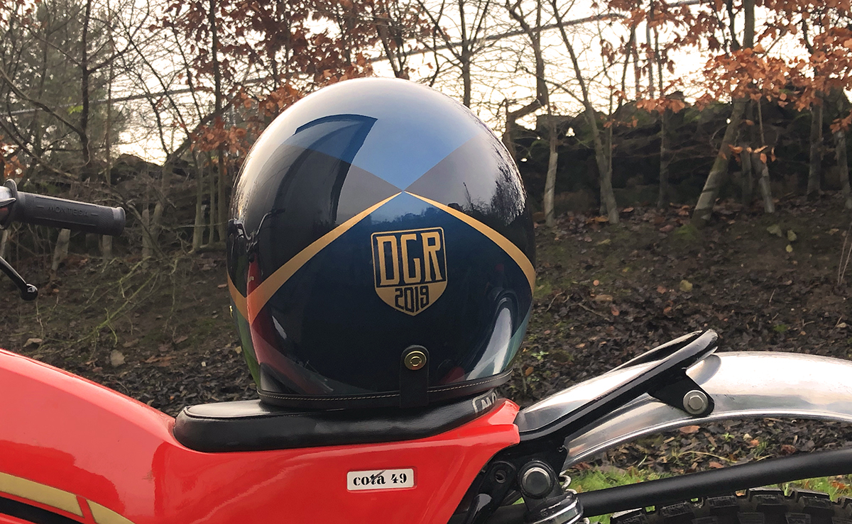 DGR 2019 Hedon Bike Helmet