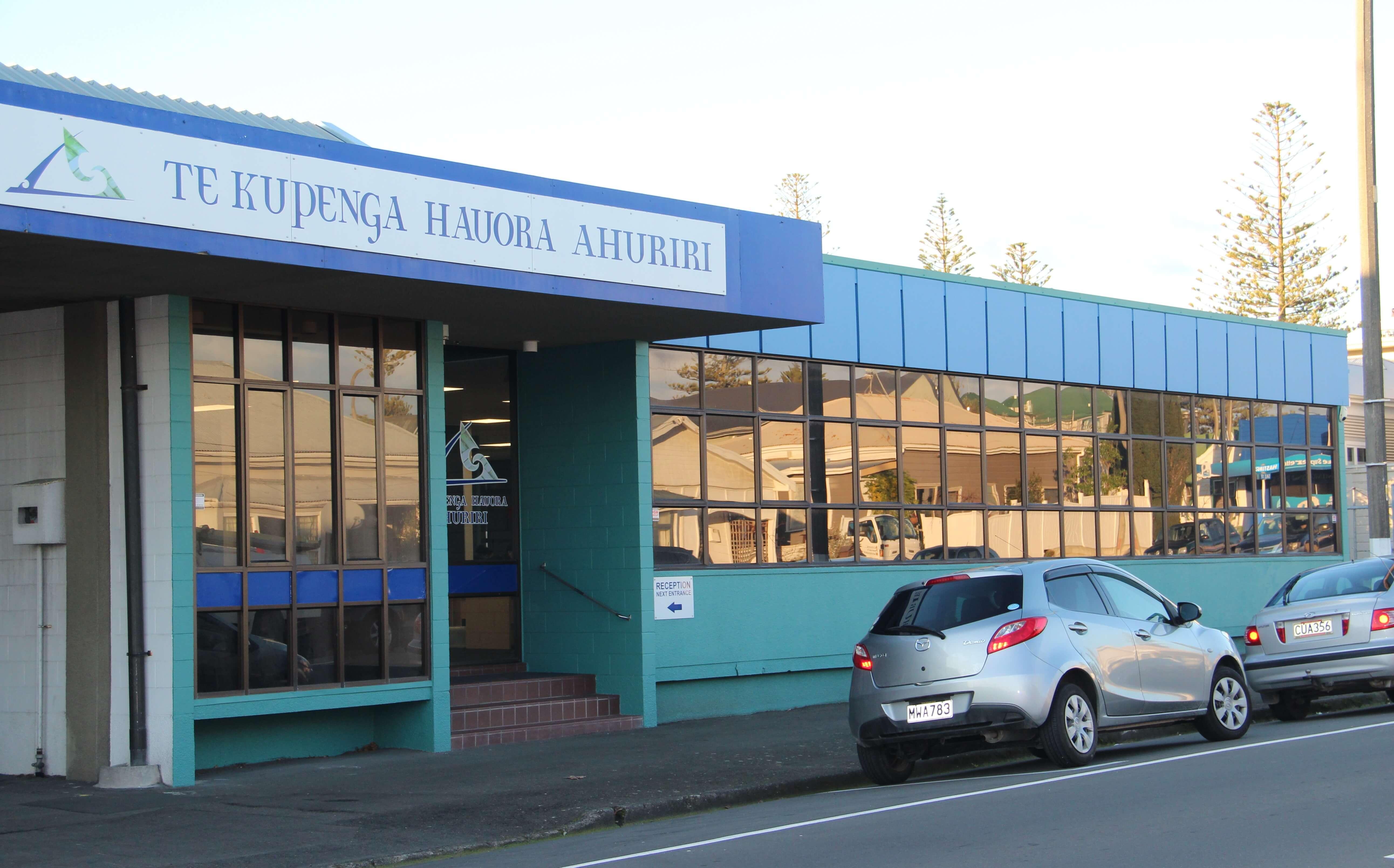 Te Kupenga Hauora - Ahuriri Building