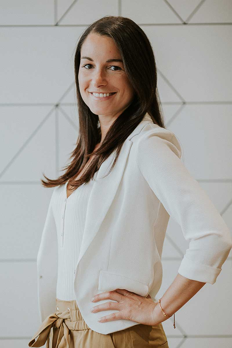 Céline Reid - Team member