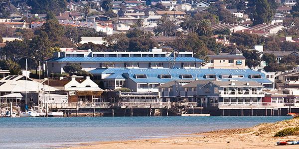 the Blue Sail Inn in Morro Bay