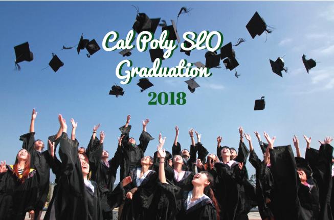 Cal Poly San Luis Obispo Graduation