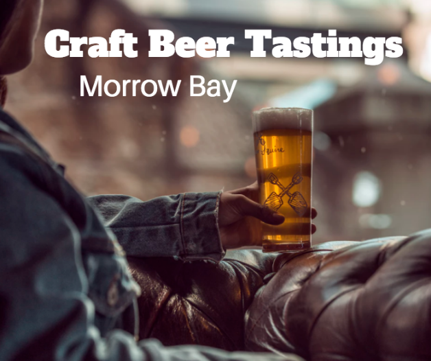craft brew beer tasting morro bay