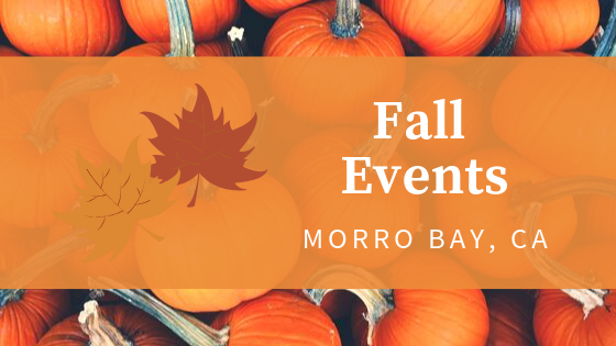 Morro Bay events in the fall