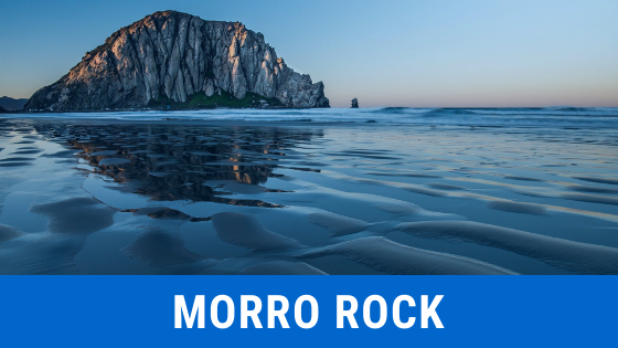all about Morro Rock in Morro Bay, CA