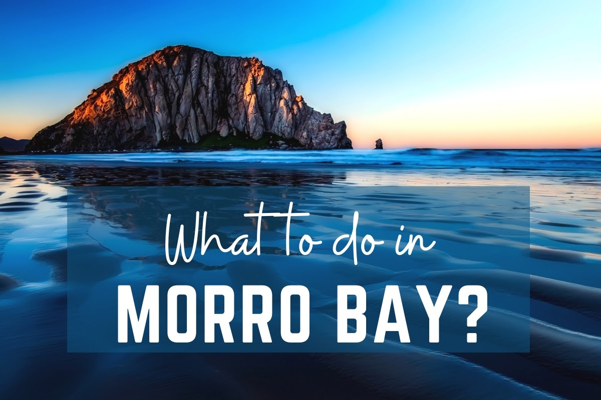 Morro Rock - Things to Do in Morro Bay