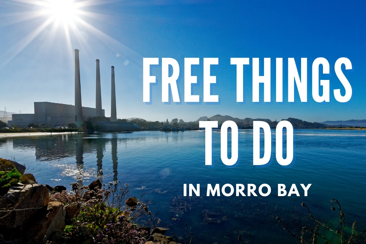 View of Morro Bay - Free Things to Do in Morro Bay