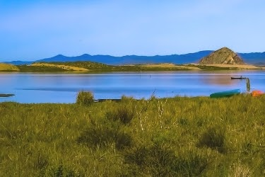 Morro Bay Estuary View