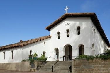 Mission San Luis Obispo Building