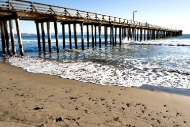 Cayucos Pier, California