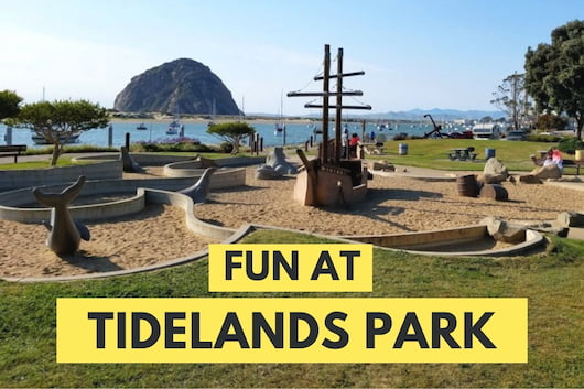 Tidelands Park View - Fun at Tidelands Park