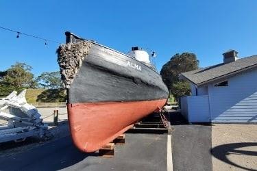 The Boat Alma