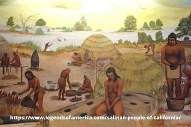 Salinan tribe