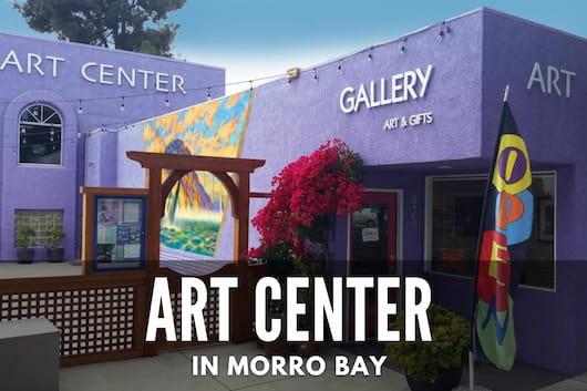 Art Center in Morro Bay