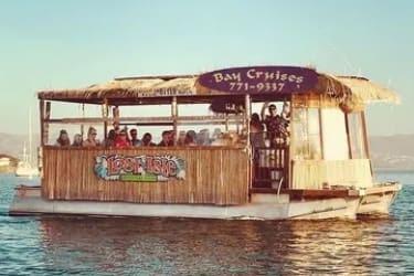 Lost Isle Adventures Boat