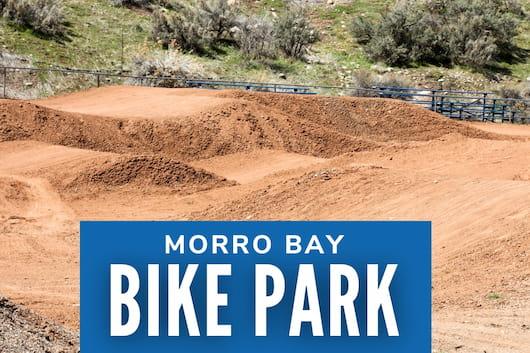 Morro Bay Bike Park - Dirt Hills