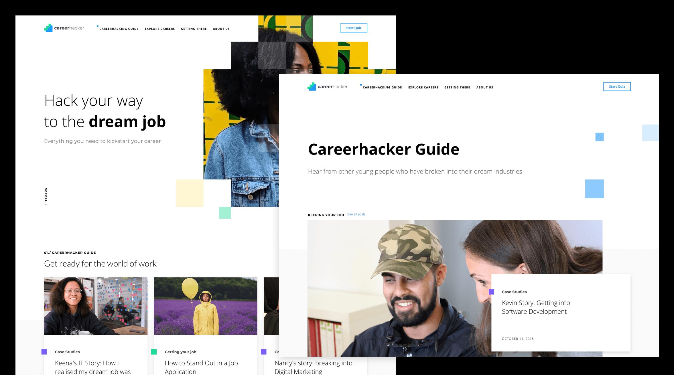 Career Hacker